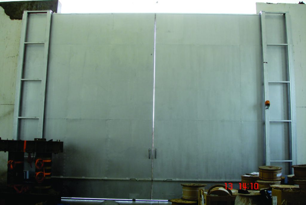 Industrial SLIDING DOOR04