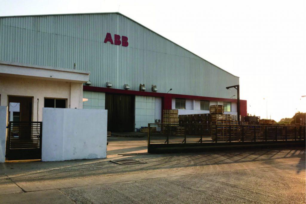 SLIDING GATE ABB