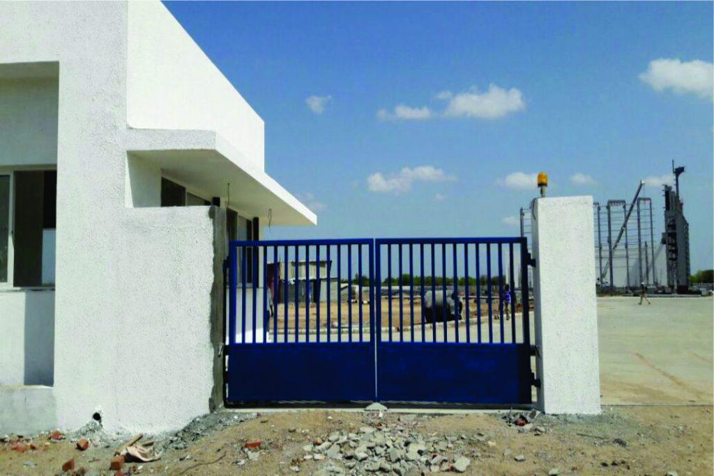 5-SWING GATES
