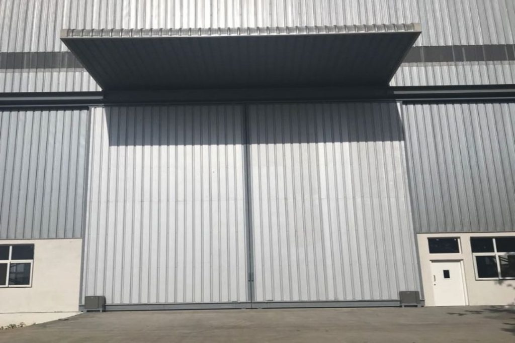 Voith Hydro - Automatic Sliding Door (1)